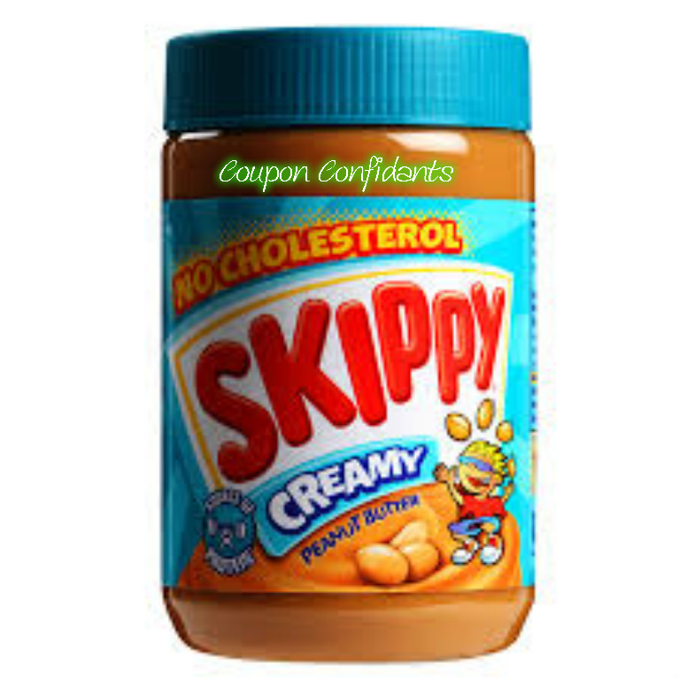 Skippy Peanut Butter $1.30 for Bilo and Winn Dixie