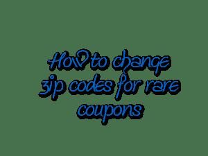 zip codes lettering