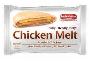 Freebie! Sandwich Bros. Chicken Melt coupon!