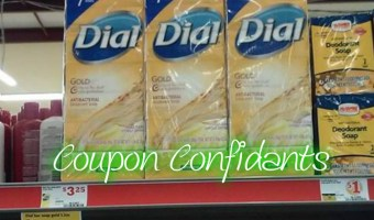 Dial Soap just .25¢ a bar! @ Family Dollar!