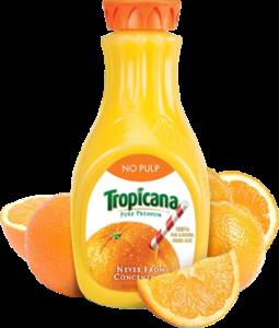 Free Tropicana Orange Juice starts today at Ingles!