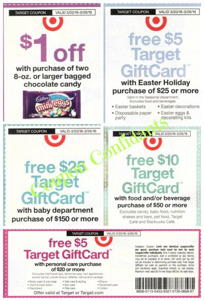 SWEET deals on candy @ Publix this week with new Target coupons!