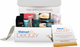 Walmart Beauty Boxes for $5 ~ Click here to order!