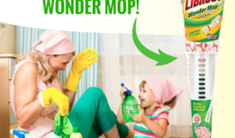 Libman Wonder Mop only $5.99 @ Publix!