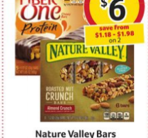 HOT HOT NEW BI-LO Deal for Fiber One as low as $0.50 each!!
