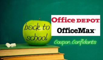 Office Max/Office Depot Back to School 08/12 – 08/18