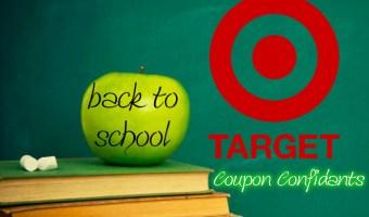 Target Back to School Deals! Jul 15 – Jul 21