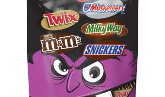 HUGE deal on Halloween Candy!!!