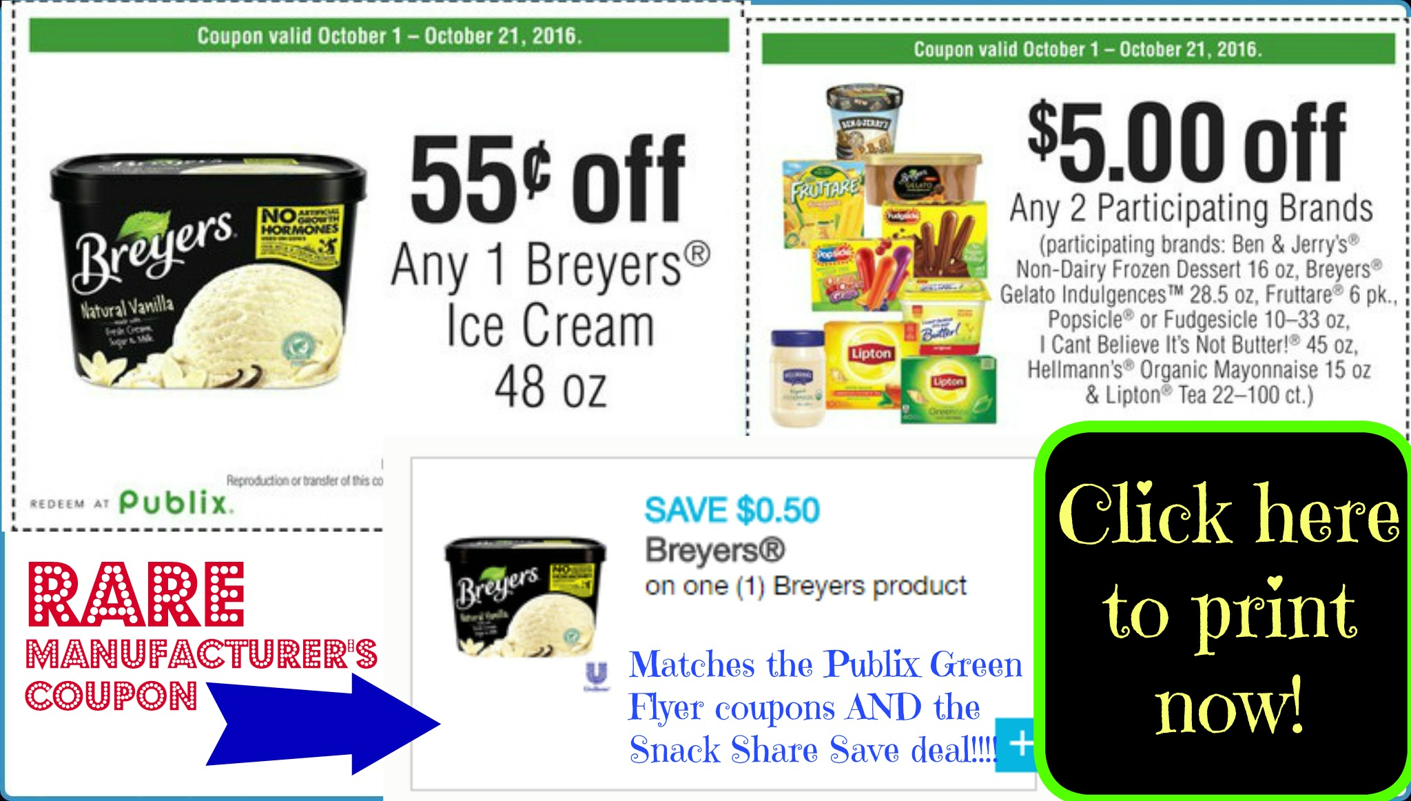 photo about Breyers Ice Cream Coupons Printable titled Tremendous Uncommon Breyers Ice Product Coupon~ Simply click Below In direction of PRINT