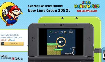 Limited Edition Nintendo 3DS *Lime Green! :)