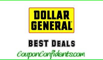 Dollar General – Aug 19 – Aug 25