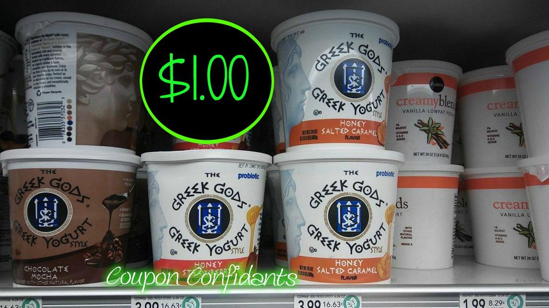 Greek Gods Yogurt $1 oo at Publix! ⋆ Coupon Confidants
