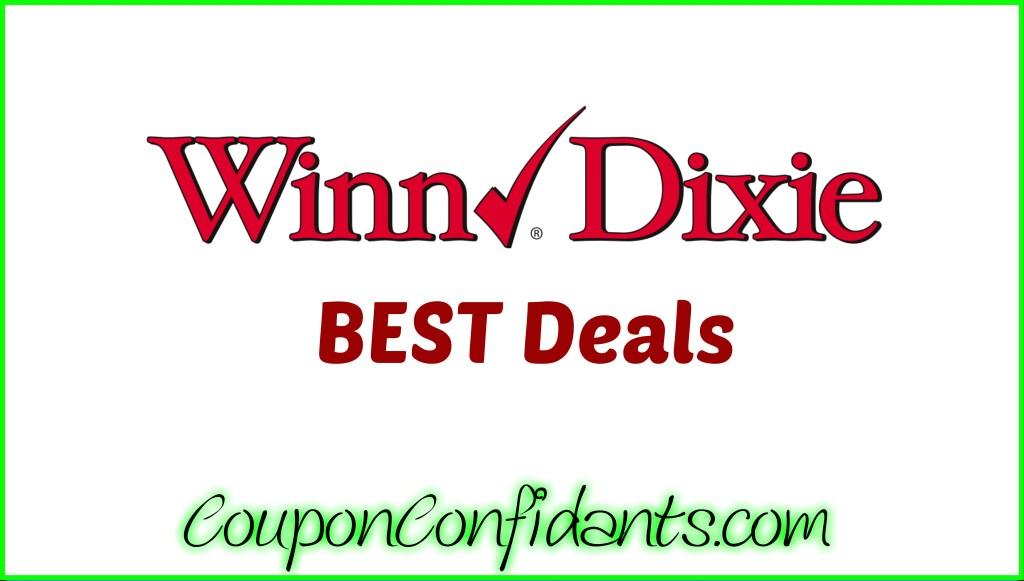 Winn Dixie Best Deals 9/27 – 10/3