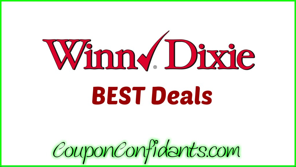 Winn Dixie Best Deals 11/29 – 12/5