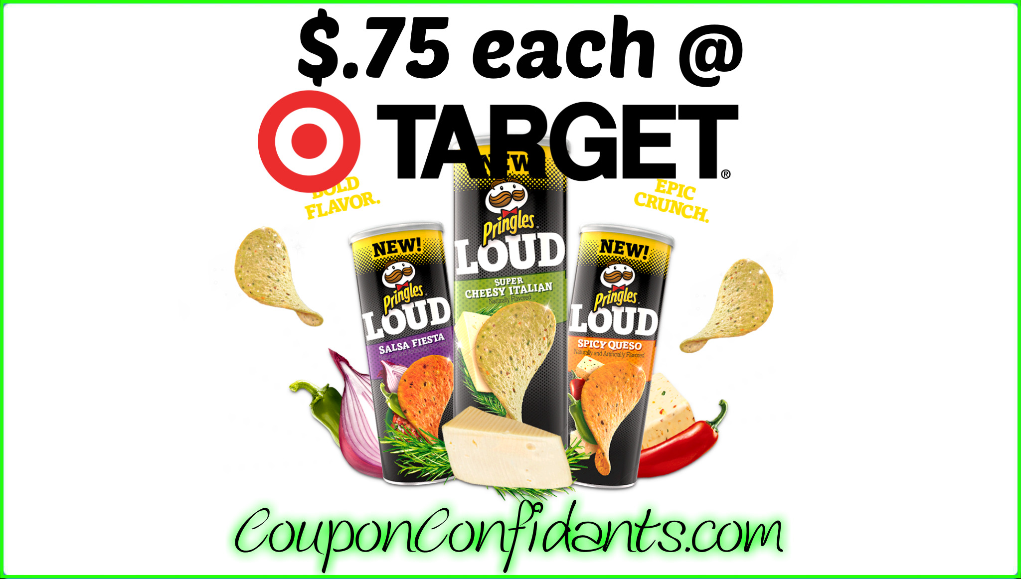 Stock up on Pringles at Target! 6/11 - 6/17