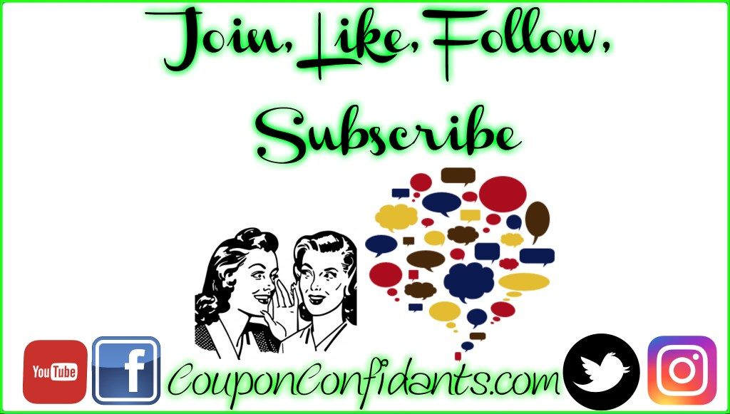 Coupon Confidants, Digital Couponing & Lifestyle Tips