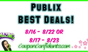 Publix Best Deals In Store LIVE Videos!
