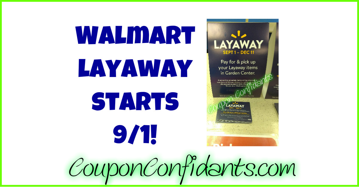 walmart holiday layaway is available in stores during the holiday season all supercenters offer layaway year round for jewelry purchases only - When Does Walmart Christmas Layaway Start