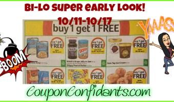 Bi-lo BEST Deals 10/11 – 10/17 *EARLY LOOK*