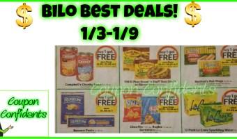 Bi-lo BEST Deals – 1/3 – 1/9