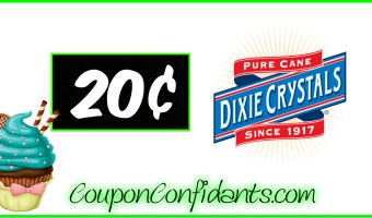 Dixie Crystals almost FREE!!