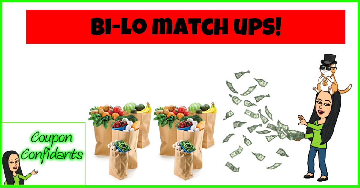 Bi-lo Packed List of NEW Deals - 1/10 - 1/16