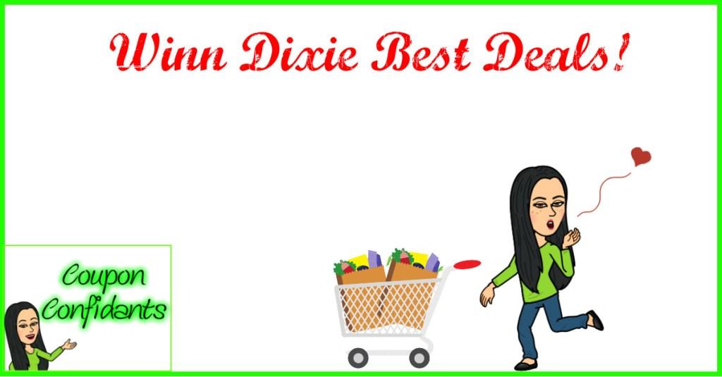 Bilo and Winn Dixie Best Deals! 5/1 – 5/7