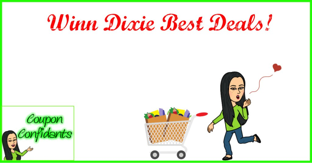 Bilo and Winn Dixie Best Deals! 5/1 – 5/7