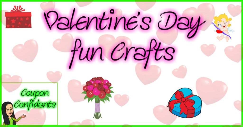 Valentine's Day DIY Crafts!