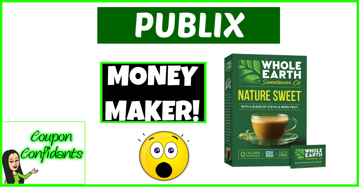 MONEY Maker at Publix!
