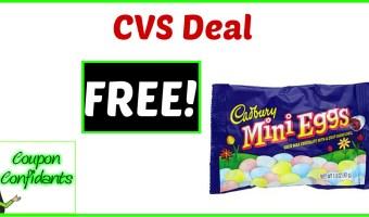 Another FREEBIE for CVS – Cadbury mini eggs!