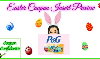 Easter P&G Insert Preview 4/1/2018