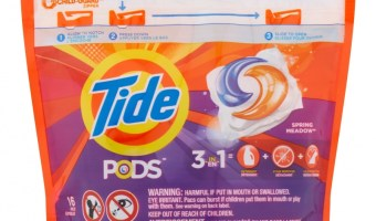 Tide Pods $1.99 Bi-lo and Winn Dixie! YES!
