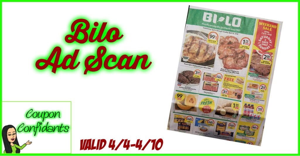 Bi-lo Full Ad Scan 4/4 – 4/10