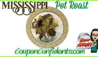 Mississippi Pot Roast Recipe