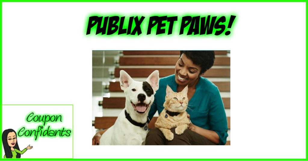 HOT Publix Pet Coupons! Good until 12/31!