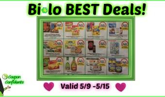 Bi-lo BEST Deals – May 9 – 15