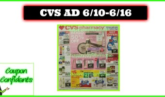 CVS AD Preview 6/10 – 6/16