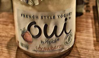 Oui Yogurt – a MUST try!