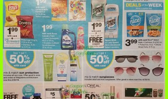 Walgreens EARLY AD Preview!! 6/24 – 6/30