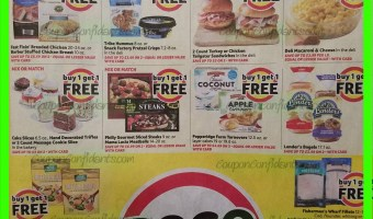 Winn Dixie AD Scan AND Best deals too! 7/4 – 7/10