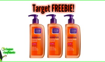FREE Clean & Clear at Target!