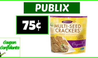 Nice Snack for CHEAP at Publix! YUM!