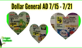 Dollar General AD Preview 7/15 – 7/21