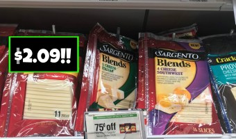 Ongoing Deal!! (Blinkie is PRINTABLE TOO!!) Sargento Blends at Publix!