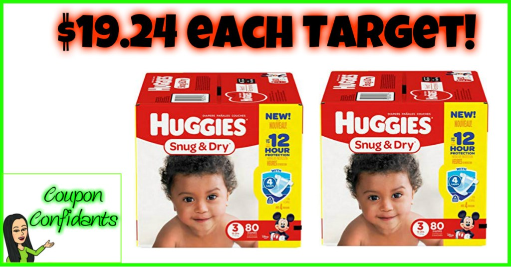 Huggies Deal at Target!