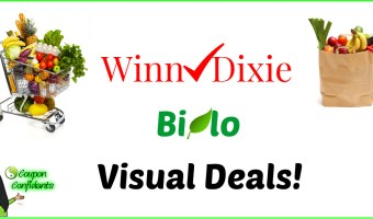 Bi-lo and Winn Dixie Deal Highlights! 8/15-8/21