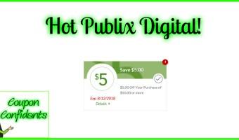 Hot Publix Digital Coupon! Clip yours!