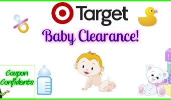 Target Baby Clearance Finds!