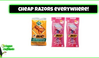 Anyone can stock up on Razors!!